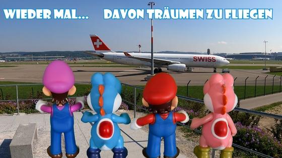 Mario & Yoshi Wallpaper Julii 2021 - 011