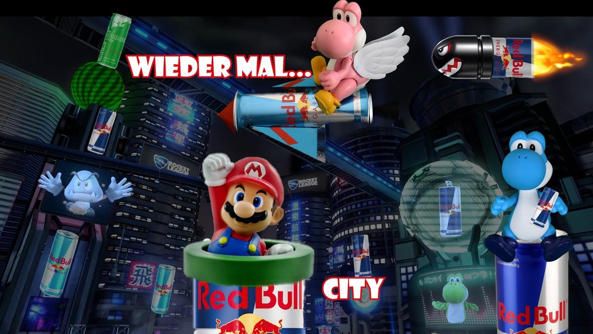 Mario & Yoshi Wallpaper Julii 2021 - 017