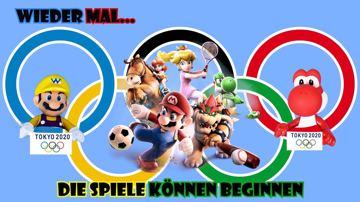Mario & Yoshi Wallpaper Julii 2021 - 023