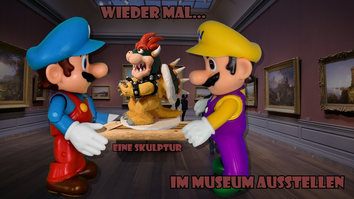 Mario & Yoshi Wallpaper August 2021 - 002