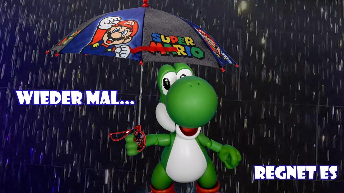 Mario & Yoshi Wallpaper August 2021 - 003
