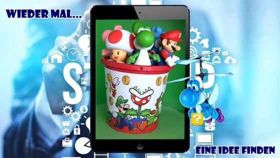 Mario & Yoshi Wallpaper August 2021 - 017