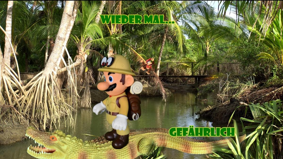 Mario & Yoshi Wallpaper August 2021 - 019