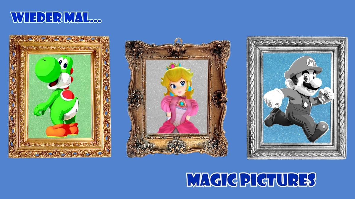 Mario & Yoshi Wallpaper August 2021 - 020