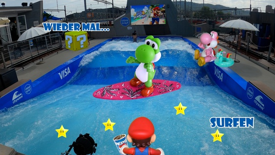 Mario & Yoshi Wallpaper August 2021 - 021