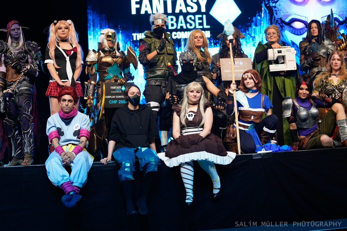 Fantasy Basel - Day 2 (Preview) - 011