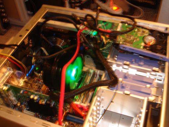 2006-12-20 - ASUS Crosshair and Geforce 8800 - 007