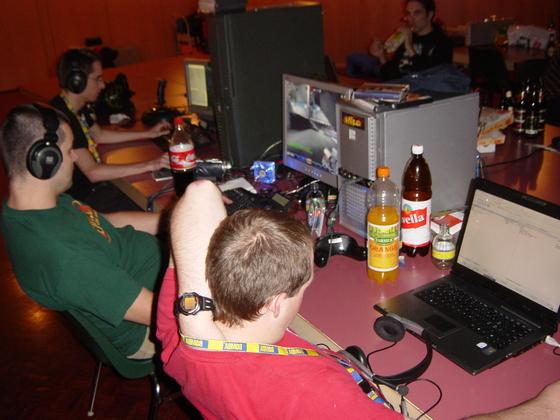 2006-08-26 - GoE LAN 2 Kaffee und Kuchen - 021