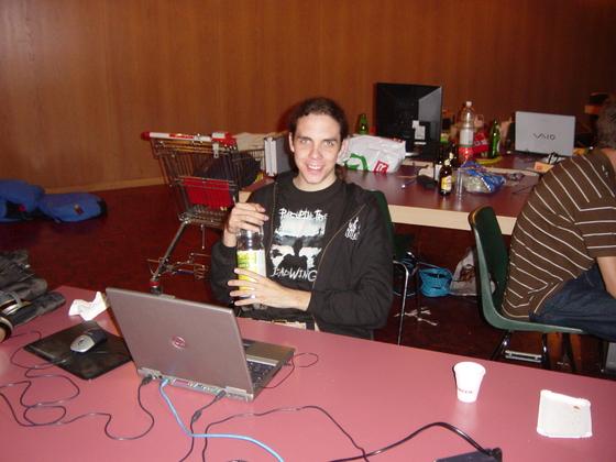 2006-08-26 - GoE LAN 2 Kaffee und Kuchen - 022