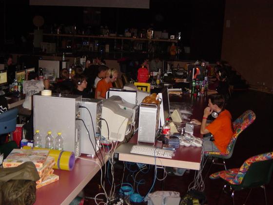 2006-08-26 - GoE LAN 2 Kaffee und Kuchen - 025