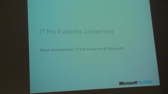 2009-06-03 - Microsoft System Center Event - 003