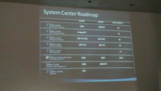 2009-06-03 - Microsoft System Center Event - 008