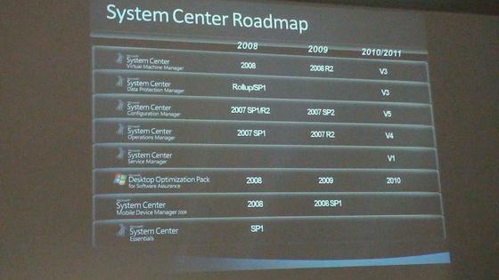 2009-06-03 - Microsoft System Center Event - 009