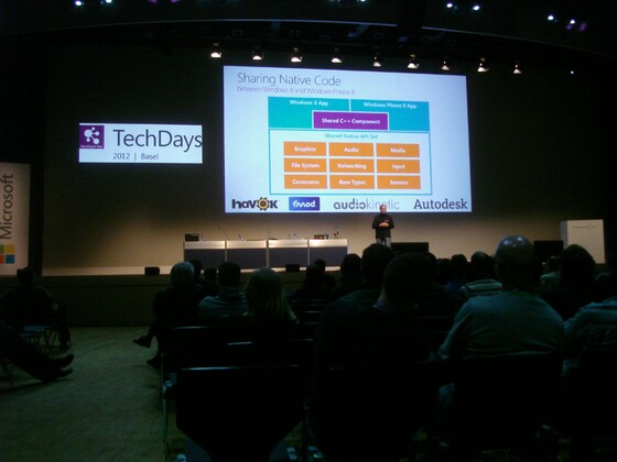 2012-11-19 - Techdays 2012 Basel - Developer Day 007