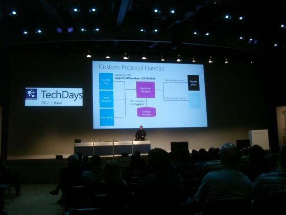 2012-11-19 - Techdays 2012 Basel - Developer Day 008