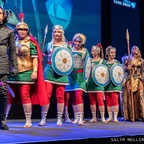 Zürich Game Show 2018 - Cosplay Tag 2 - 233