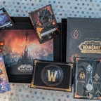 World of Warcraft Shadowlands Collector's Edition Unboxing - 006