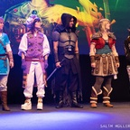 Zürich Game Show 2018 - Cosplay Tag 3 - 111