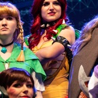 Zürich Game Show 2018 - coline_cosplay - female bowser - 012