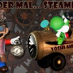 Mario & Yoshi Wallpaper April 2021 - 012