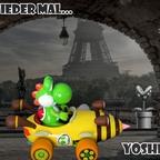 Mario & Yoshi Wallpaper Julii 2021 - 031