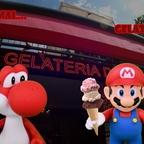 Mario & Yoshi Wallpaper August 2021 - 010