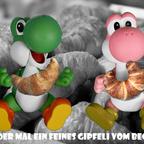 Mario & Yoshi Wallpaper - 008