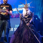 Zürich Game Show 2018 - Cosplay Tag 1 - 001