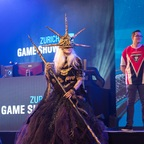 Zürich Game Show 2018 - Cosplay Tag 1 - 002