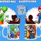 Mario & Yoshi Wallpaper April 2021 - 003