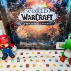 World of Warcraft Shadowlands Collector's Edition Unboxing - 002