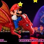 Mario & Yoshi Wallpaper Juni 2021 - 015