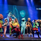 Zürich Game Show 2018 - Cosplay Tag 3 - 181