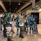 Zürich Game Show 2018 - Cosplay Tag 1 - 061