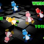 Mario & Yoshi Wallpaper April 2021 - 018