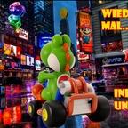 Mario & Yoshi Wallpaper Juni 2021 - 021