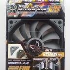 UDM-PRO, Scythe KazeFlex 120 PWM