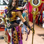 Zürich Game Show 2018 - Cosplay Tag 2 - 085