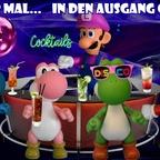 Mario & Yoshi Wallpaper Juni 2021 - 022