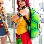 Zürich Game Show 2018 - coline_cosplay - female bowser - 005