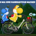 Mario & Yoshi Wallpaper Februar 2021 - 012