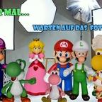 Mario & Yoshi Wallpaper August 2021 - 008