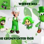 Mario & Yoshi Wallpaper März 2021 - 003