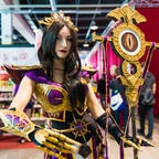 Zürich Game Show 2018 - Cosplay Tag 2 - 079
