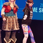 Zürich Game Show 2018 - Cosplay Tag 3 - 109