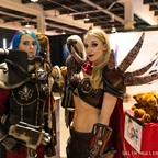 Zürich Game Show 2018 - Cosplay Tag 1 - 056