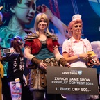 Zürich Game Show 2018 - Cosplay Tag 3 - 205