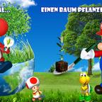 Mario & Yoshi Wallpaper März 2021 - 007