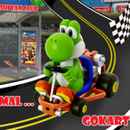 Mario & Yoshi Wallpaper April 2021 - 013