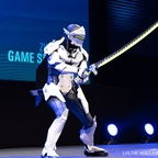 Zürich Game Show 2018 - Cosplay Tag 2 - 165